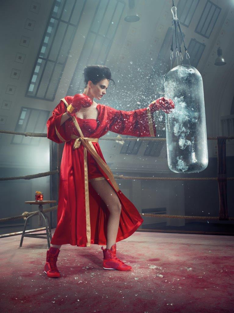 Eva Green - Campari Calendar 2015