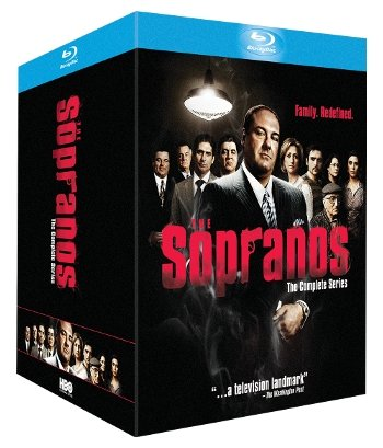 The Sopranos S1-10_Blu-ray