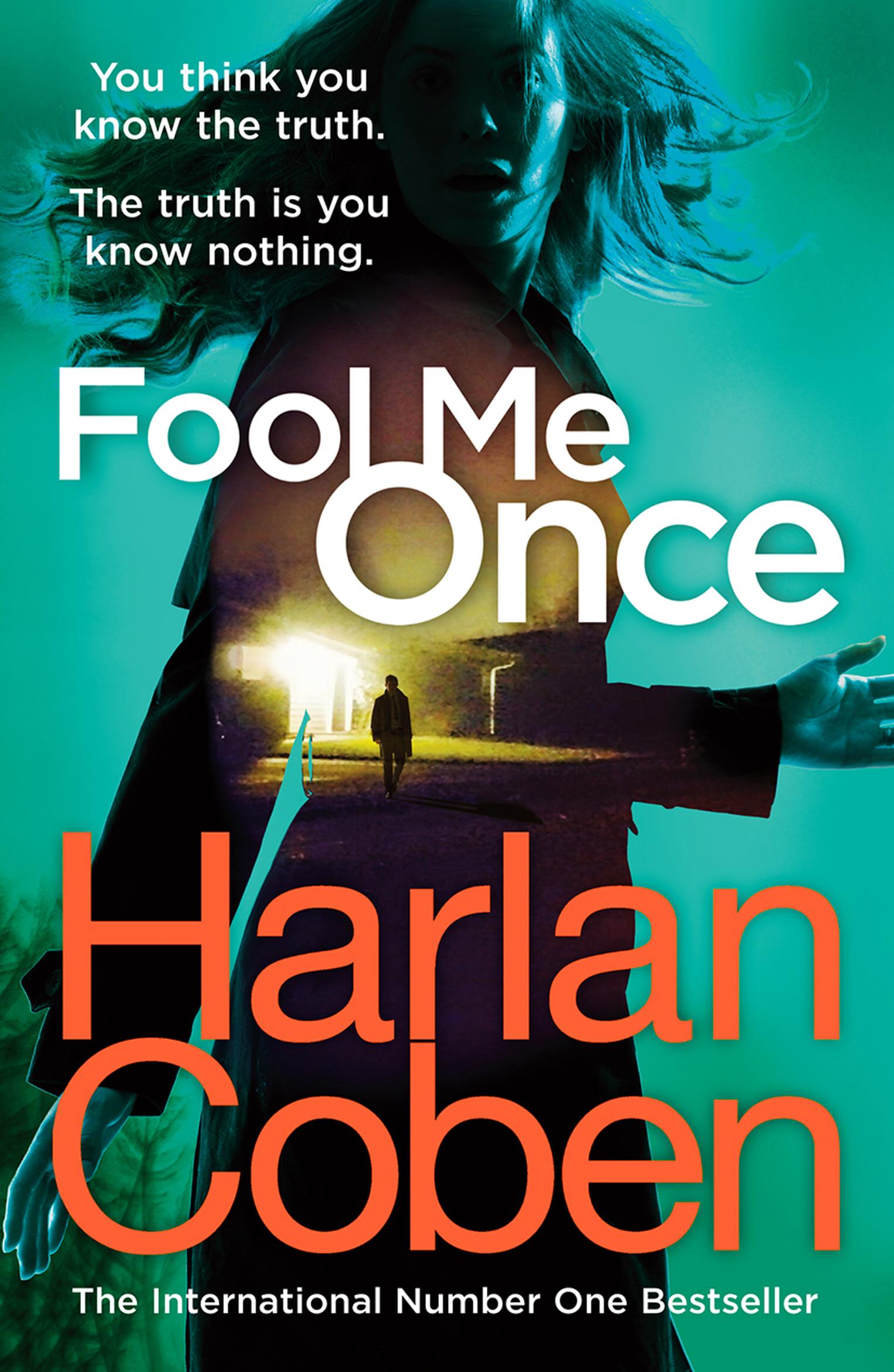 Fool Me Once - Harlan Coben paperback(1)