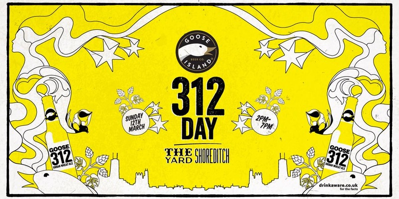 Goose Island 312 Day