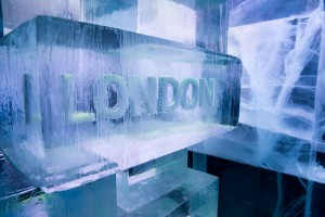 Ice Bar London (Game of Thrones)