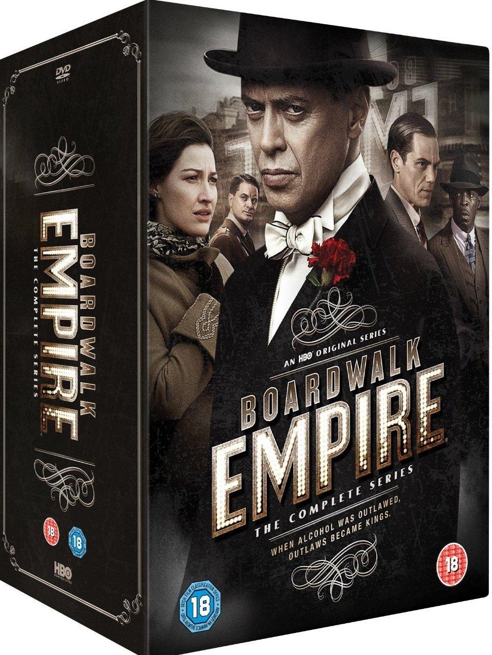 Boardwalk Empire S1-5_DVD